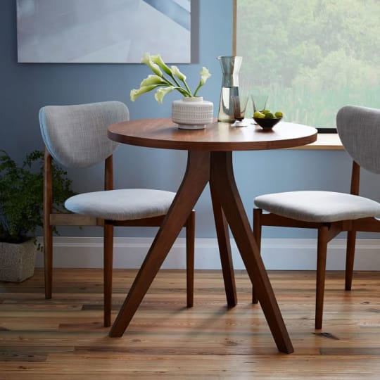 Tripod Table at West Elm
