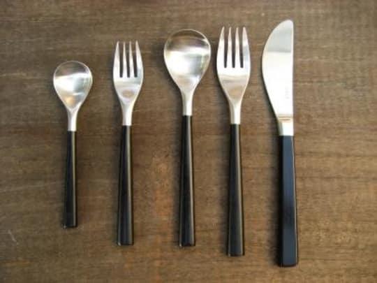 Yanagi Birch Handle Cutlery