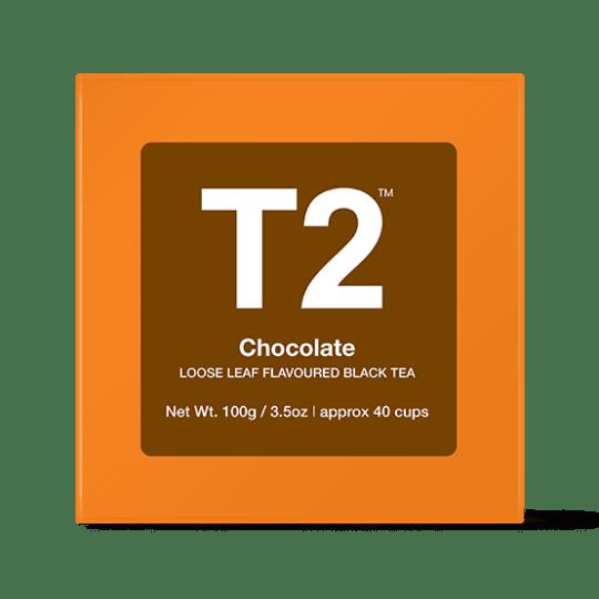 T2 Chocolate Loose Leaf Tea