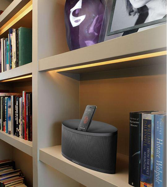 Z2 iPod Dock and Wireless Speaker System