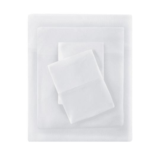 Cotton Blend Jersey Knit Sheet Set