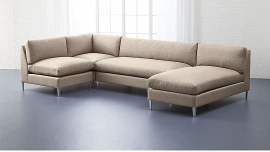 Cielo II Sectional Sofa at CB2