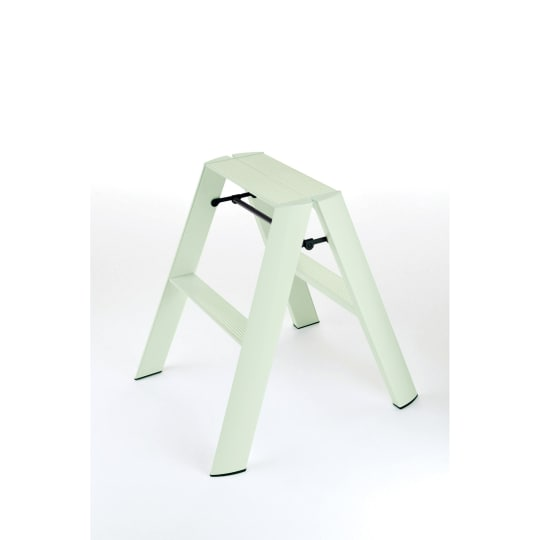Lucano Mint Green 2-Step Stool