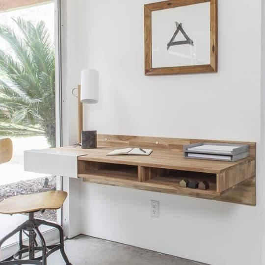 Wall Mounted Desk at LAX Series