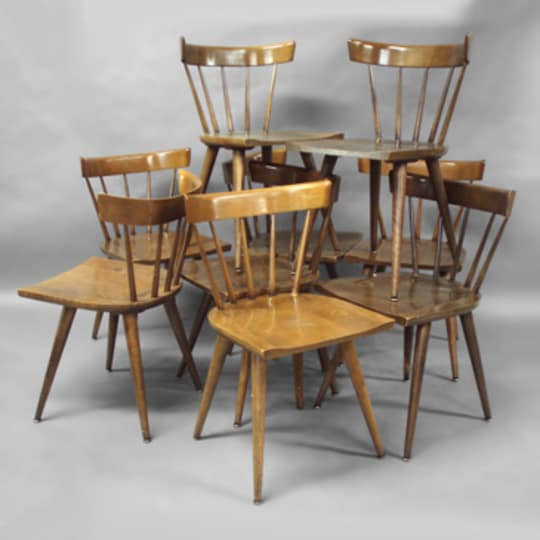 12 McCobb Planner Dining Chairs