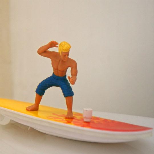 Surfin Dude Wind Up Toy