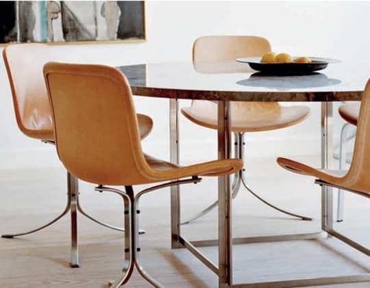 Pk9 Chair by Poul Kjaerholm