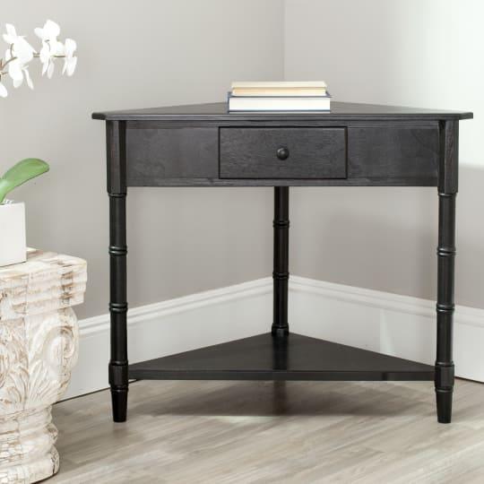 Broadalbin Corner Table by Three Posts