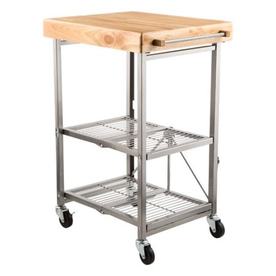 Origami Kitchen Cart