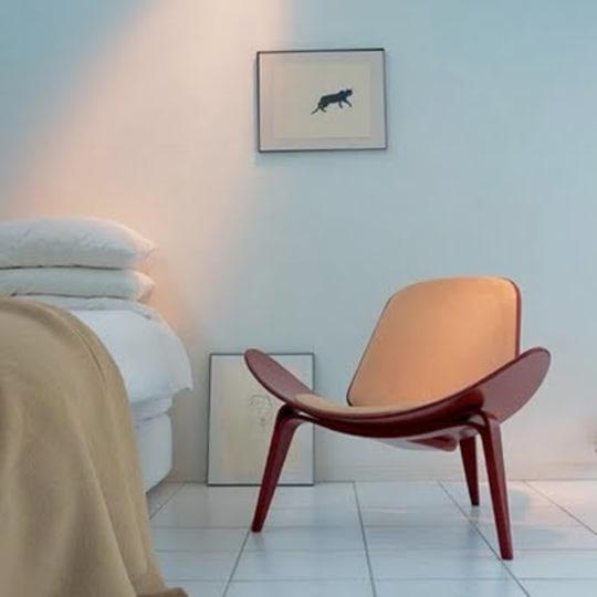CH07 Shell Chair by Hans Wegner