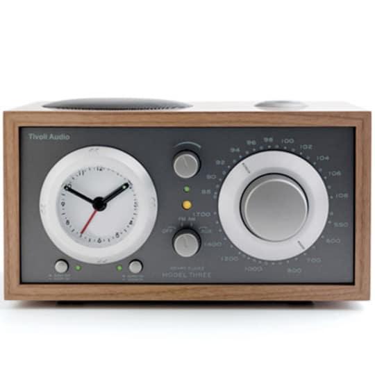 Tivoli Model Three Clock Radio