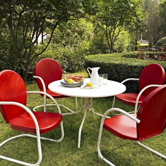 Crosley Griffith Metal Patio Furniture at Target