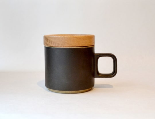 Hasami Black Mug from Umami Mart