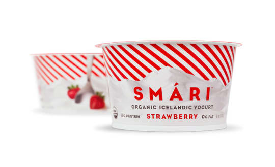 Smári Organic Icelandic Yogurt