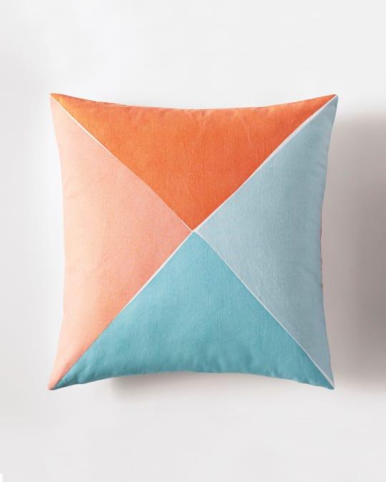 Maritime Outdoor Pillow