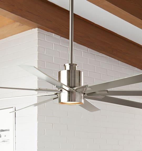 Raven LED Ceiling Fan