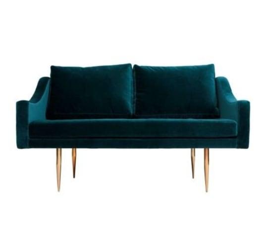 Florence-A Sofa at Organic Modernism