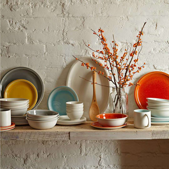 Jars Cantine Oval Platter (and Dinnerware) from Williams-Sonoma