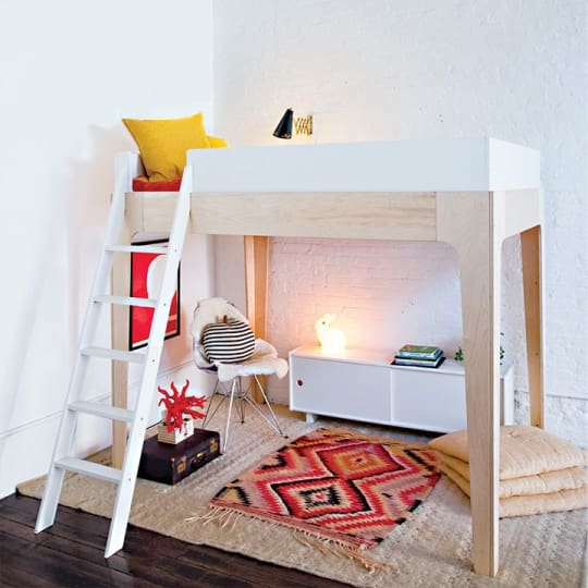 Perch Full Size Loft Bed