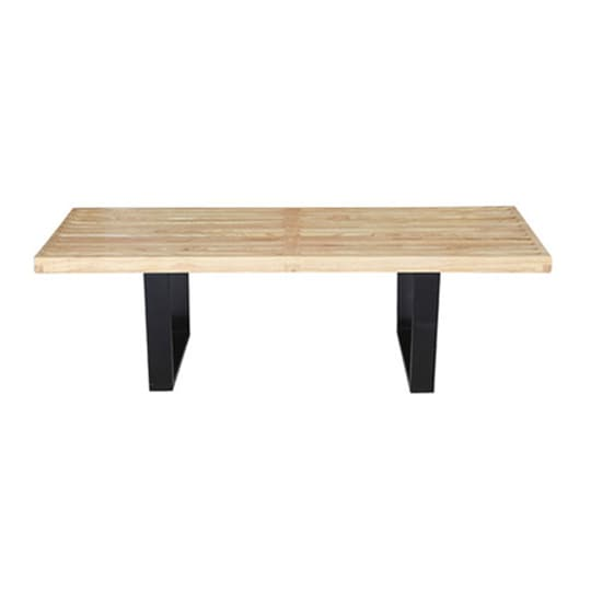 Wood Bench at All Modern