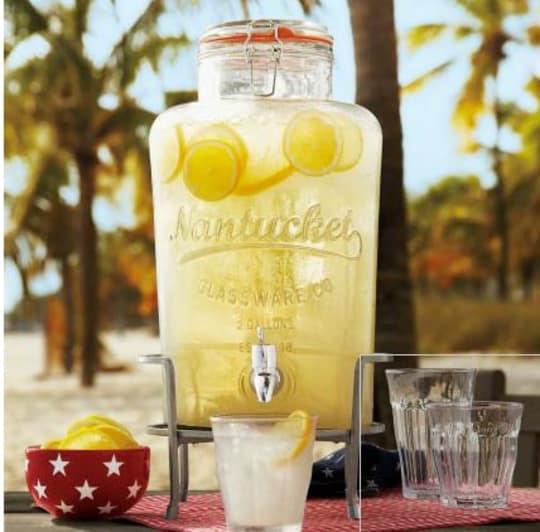 Nantucket Beverage Jar from Sur La Table