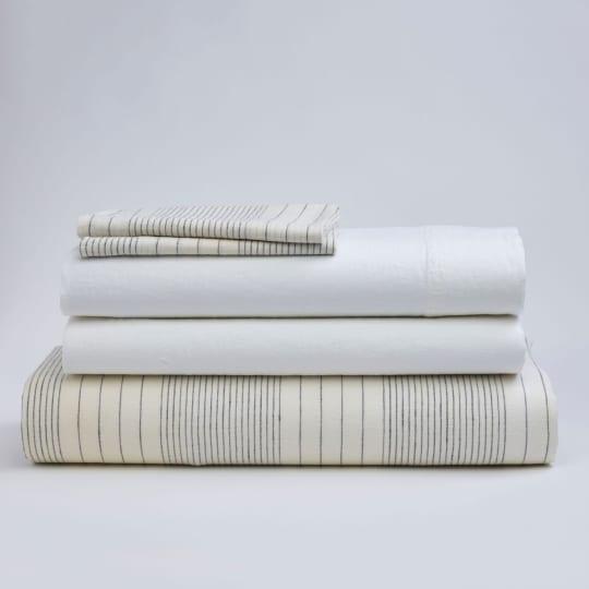 Striped Linen Core Set at Brooklinen