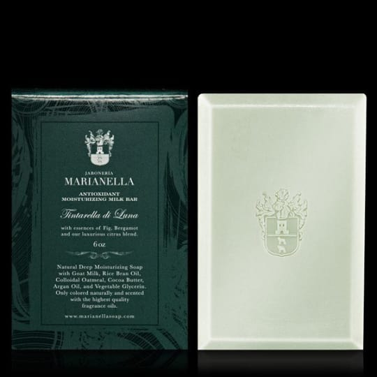 Marianella Bar Soap in Tintarella di Luna