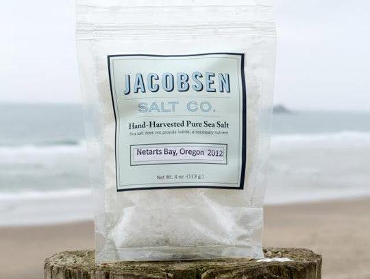 Flake Finishing Salt from Jacobsen Salt Co.