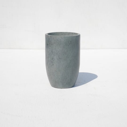 Soapstone Tumbler from Collyer's Mansion