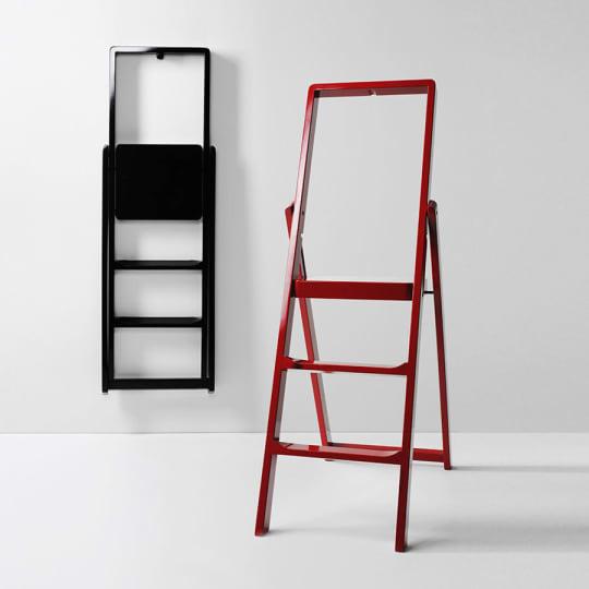 Design House Stockholm Red Step Ladder