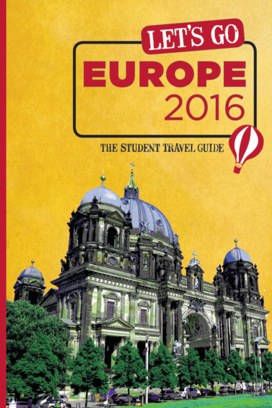 Let's Go Student Travel Guides