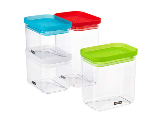 Rectangular Canisters from The Container Store