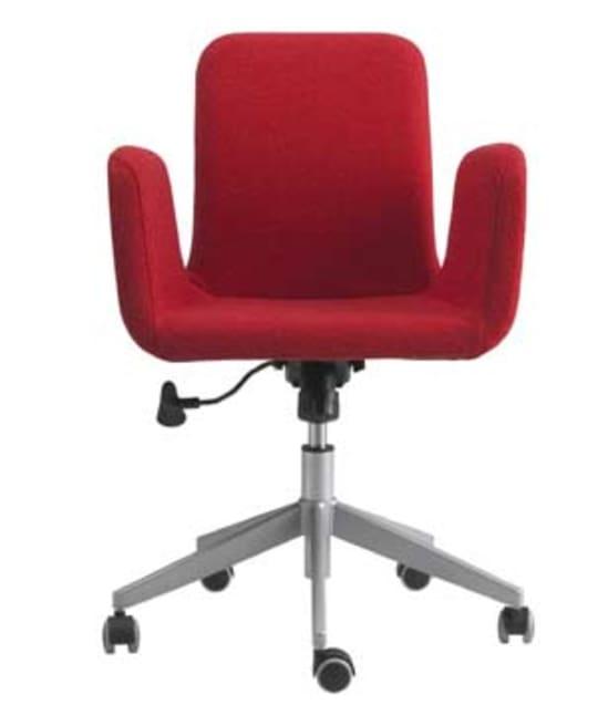Patrik Swivel Chair by Mia Gammelgaard