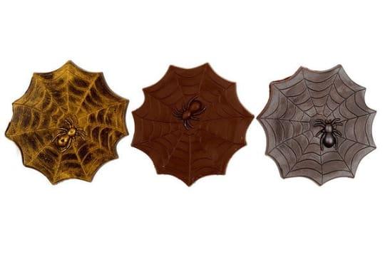 Chocolate Spider Webs from Veruca Chocolates