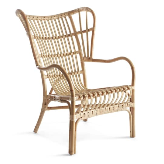 Rum Cay Wing Chair at Wisteria