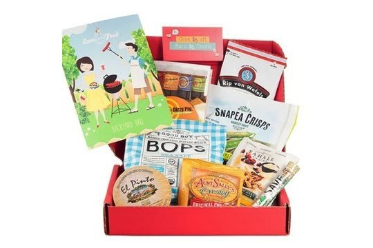 Love With Food Snack Boxes