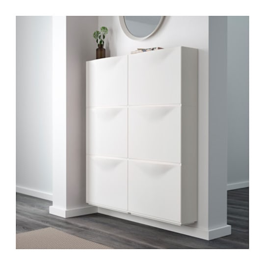 TRONES Shoe/Storage Cabinet At IKEA
