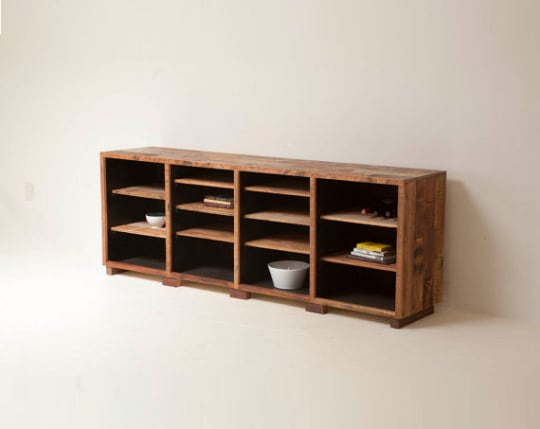 Old Growth Credenza from Blake Avenue Furniture