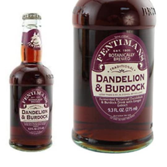 Dandelion & Burdock Soda from Fentimans