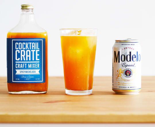 Spicy Michelada Cocktail Mixer