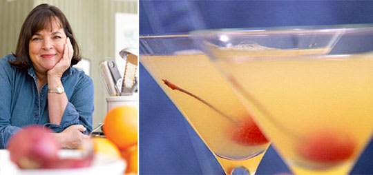 Ina garten 39 s favorite cocktail plus party cocktail tips - Ina garten cocktail party ...