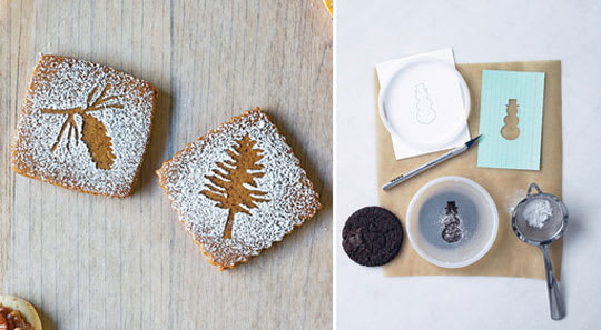 Holiday Cookie Stencils To Download For Free