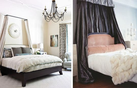 Diy Ideas For Getting The Look Of A Canopy Bed Without Buying A New