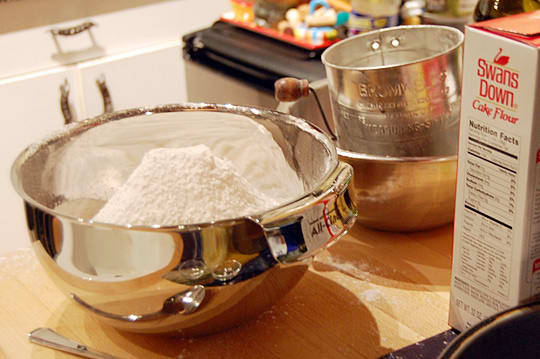 Sifting Is A Way To Lighten Flour Thats Gotten Packed Down In Bag During Storage And Shipping Its Also Useful For Mixing Dry Ingredients Together
