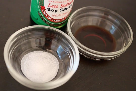 I Buy The Low Sodium Variety And For This Particularnd 1 Tablespoon Of Soy Sauce Had About 1 4 Tsp Of Salt 575mg