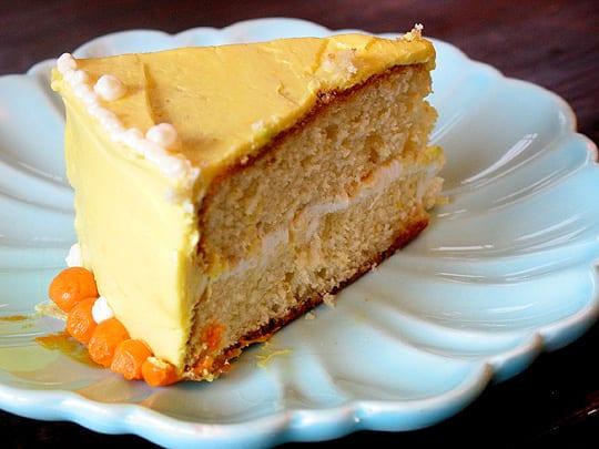 Ina Garten S Bright And Luscious Lemon Cake Kitchn