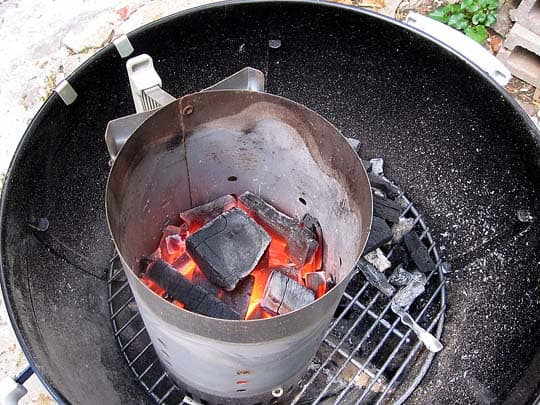 Quick Grilling Tip Use A Charcoal Chimney Kitchn