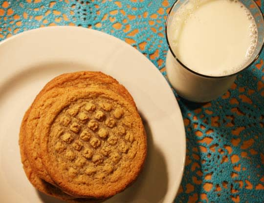 Milk and cookies dating