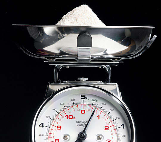 Weight Conversions: Flour, Sugar, and Other Ingredients ...