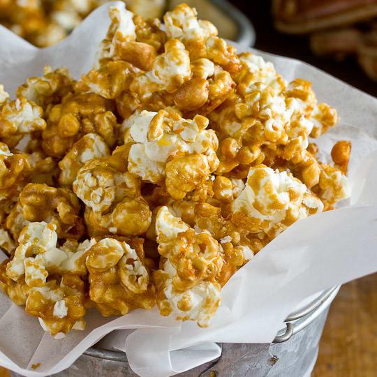 Snack Recipe: Homemade Cracker Jack